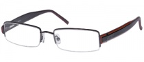 Guess GU 1548 Eyeglasses Eyeglasses - GUN: Gunmetal