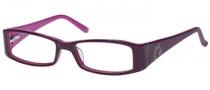 Guess GU 1553 Eyeglasses Eyeglasses - BU: Burgundy