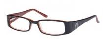 Guess GU 1554 Eyeglasses Eyeglasses - BLK: Black