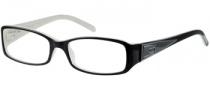 Guess GU 1559 Eyeglasses Eyeglasses - BLK: Black