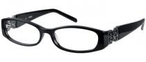 Guess GU 1572 Eyeglasses Eyeglasses - SBLK: Satin Black