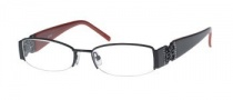 Guess GU 1574ST Eyeglasses Eyeglasses - BLK: Black