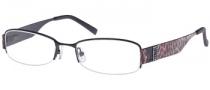 Guess GU 1584ST Eyeglasses Eyeglasses - BLK: Black
