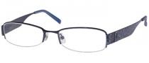 Guess GU 1584ST Eyeglasses Eyeglasses - NV: Navy