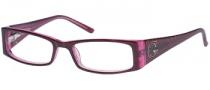 Guess GU 1589 Eyeglasses Eyeglasses - BU: Burgundy
