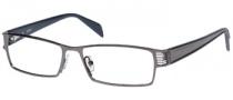 Guess GU 1591 Eyeglasses Eyeglasses - GUN: Gunmetal