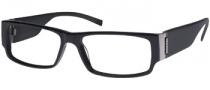 Guess GU 1595 Eyeglasses Eyeglasses - BLK: Black