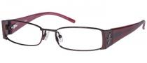 Guess GU 1603ST Eyeglasses Eyeglasses - BU: Burgundy