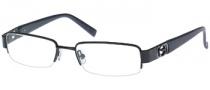Guess GU 1607 Eyeglasses Eyeglasses - BLK: Black