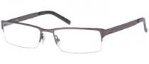 Guess GU 1617 Eyeglasses Eyeglasses - GUN: Gunmetal