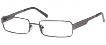Guess GU 1618 Eyeglasses Eyeglasses - GUN: Gunmetal