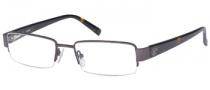 Guess GU 1632 Eyeglasses Eyeglasses - GUN: Gunmetal
