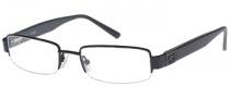 Guess GU 1635 Eyeglasses Eyeglasses - BLK: Black