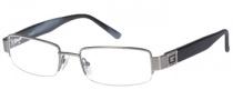 Guess GU 1635 Eyeglasses Eyeglasses - SI: Silver
