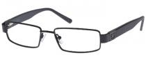 Guess GU 1636 Eyeglasses Eyeglasses - BLK: Black