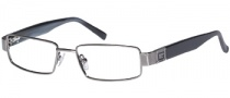 Guess GU 1636 Eyeglasses Eyeglasses - SI: Silver