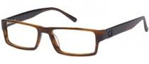 Guess GU 1637 Eyeglasses Eyeglasses - BRNTO: Brown / Tortoise