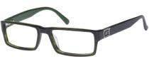 Guess GU 1637 Eyeglasses Eyeglasses - GRN: Green