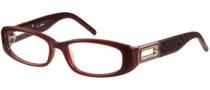 Guess GU 1643 Eyeglasses Eyeglasses - BU: Burgundy