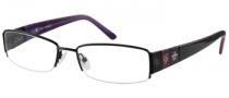 Guess GU 1647 Eyeglasses Eyeglasses - BLK: Black