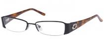 Guess GU 2210 Eyeglasses Eyeglasses - BLKTO: Black
