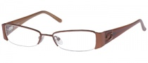 Guess GU 2210 Eyeglasses Eyeglasses - BRN: Brown