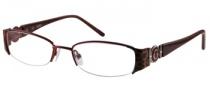 Guess GU 1651 Eyeglasses Eyeglasses - BU: Burgundy