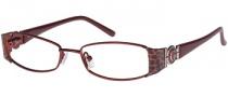 Guess GU 1652 Eyeglasses Eyeglasses - BU: Burgundy