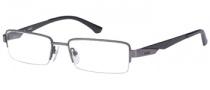 Guess GU 1661 Eyeglasses Eyeglasses - GUN: Gunmetal