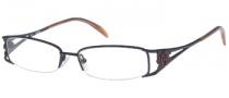 Guess GU 1665 Eyeglasses Eyeglasses - BLK: Black