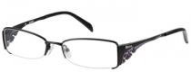Guess GU 1666 Eyeglasses Eyeglasses - BLK: Black