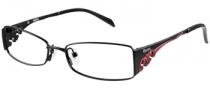 Guess GU 1667 Eyeglasses Eyeglasses - BLK: Black