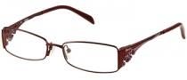 Guess GU 1667 Eyeglasses Eyeglasses - BU: Burgundy