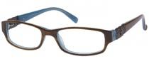 Guess GU 1671 Eyeglasses Eyeglasses - BRN: Brown