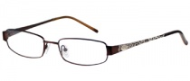 Guess GU 1674 Eyeglasses Eyeglasses - BRN: Brown