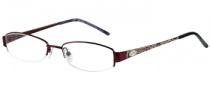 Guess GU 1675 Eyeglasses Eyeglasses - BU: Burgundy