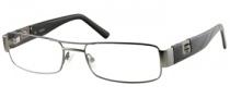 Guess GU 1681 Eyeglasses Eyeglasses - GUN: Gunmetal