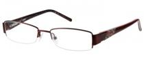 Guess GU 1684 Eyeglasses Eyeglasses - BU: Burgundy