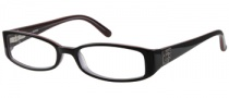 Guess GU 1685 Eyeglasses Eyeglasses - BLK: Black Over Red