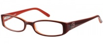 Guess GU 1685 Eyeglasses Eyeglasses - BU: Burgundy Over Orange