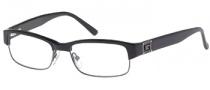Guess GU 1689 Eyeglasses Eyeglasses - BLKGUN: Black / Gunmetal