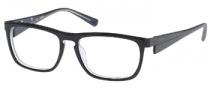 Guess GU 1691 Eyeglasses Eyeglasses - BLK: Black