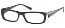 Guess GU 1692 Eyeglasses Eyeglasses - BLKGUN: Black / Silver