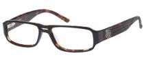 Guess GU 1693 Eyeglasses Eyeglasses - BLKTO: Black / Tortoise