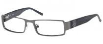 Guess GU 1695 Eyeglasses Eyeglasses - DKGUN: Dark Gunmetal