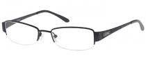 Guess GU 2202 Eyeglasses Eyeglasses - BLK: Black