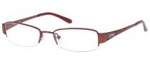 Guess GU 2202 Eyeglasses Eyeglasses - BU: Burgundy