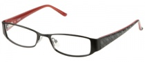 Guess GU 2205 Eyeglasses Eyeglasses - BLK: Satin Black