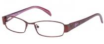 Guess GU 2213 Eyeglasses Eyeglasses - BU: Burgundy