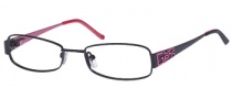 Guess GU 9024 Eyeglasses Eyeglasses - BLKPK: Black / Pink